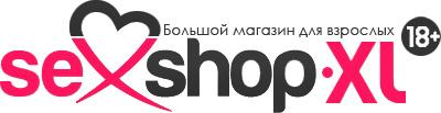 Логотип магазина для взрослых Sexshop-XL